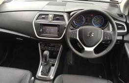 Suzuki SX4 S-Cross, interior