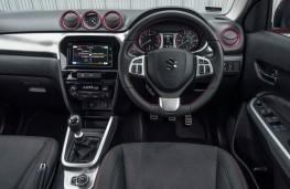 Suzuki Vitara, dashboard