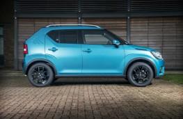 Suzuki Ignis, profile