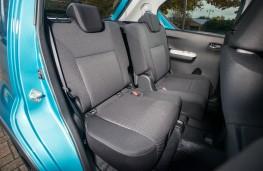Suzuki Ignis, interior rear