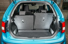Suzuki Ignis, boot