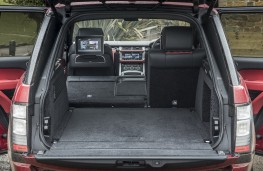 Range Rover SVAutobiography, 2017, boot
