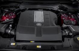 Range Rover SVAutobiography, 2017, engine