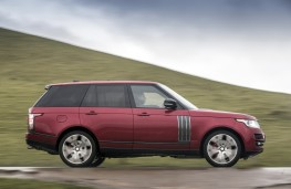 Range Rover SVAutobiography, 2017, side