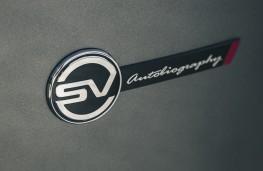 Range Rover Velar SVA, 2019, badge