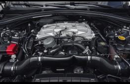 Range Rover Velar SVA, 2019, engine
