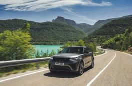 Range Rover Velar SVA, 2019, front