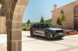Range Rover Velar SVA, 2019, front, static