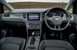 Volkswagen Golf SV, interior