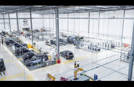 JLR Special Vehicle Operations, workshop