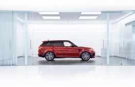 JLR Special Vehicle Operations, Range Rover SVAutobiography, side