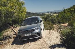Range Rover Velar SVA, 2019, off road, front