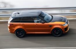Range Rover Sport SVR, 2018, Fen End, side