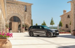 Range Rover Velar SVA, 2019, side, static