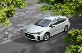 Suzuki Swace, 2020, front