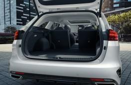 Kia Ceed Sportswagon PHEV, 2020, boot