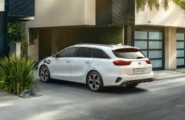 Kia Ceed Sportswagon PHEV, 2020, charging