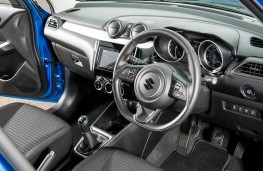 Suzuki Swift, 2017, interior