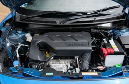 Suzuki Swift, 2017, Boosterjet engine