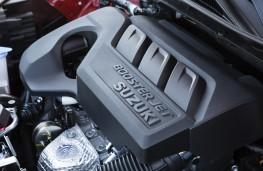 Suzuki Swift, 2017, Boosterjet engine