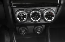 Suzuki Swift, 2017, controls