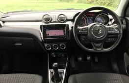 Suzuki Swift, 2019, interior