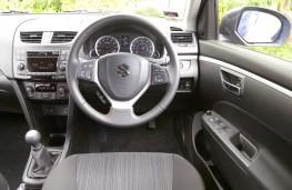 Suzuki Swift, 2017, interior