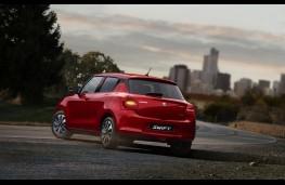Suzuki Swift, 2017, rear, static