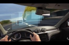 Suzuki Swift, 2017, safety systems graphic