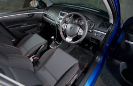 Suzuki Swift Sport 5dr, interior