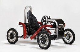Swincar E-Spider, static