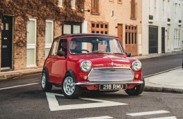 Swind Classic Mini Electric front
