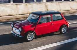 Swind Classic Mini Electric side action