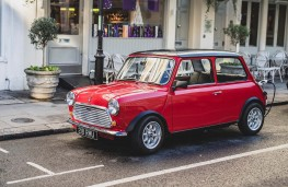 Swind Classic Mini Electric side