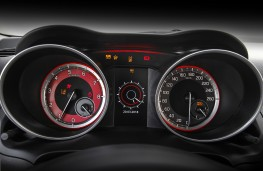 Suzuki Swift Sport, 2018, instrument panel
