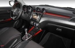 Suzuki Swift Sport, 2018, interior