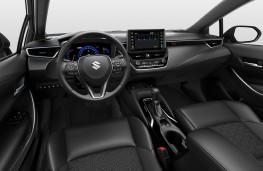 Suzuki Swace, 2020, interior