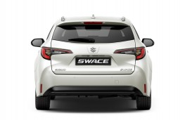 Suzuki Swace, 2020, rear