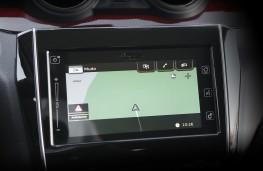 Suzuki Swift Sport, 2018, display screen