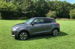 Suzuki Swift, 2019, side