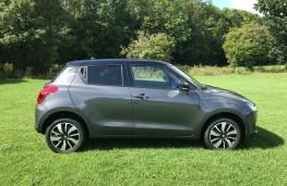 Suzuki Swift, 2019, side, static