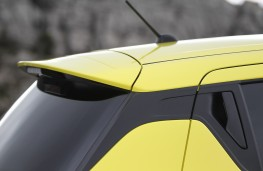 Suzuki Swift Sport, 2018, rear spolier