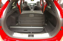 Kia Optima Sportswagon, boot, underfloor storage