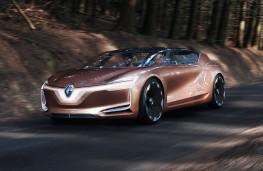 Renault Symbioz concept, 2017, front