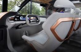 Renault Symbioz concept, 2017, interior