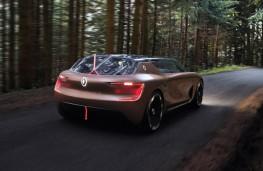 Renault Symbioz concept, 2017, rear
