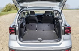 Volkswagen T-Cross, boot