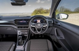 Volkswagen T-Cross, dashboard