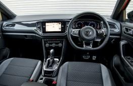 Volkswagen T-Roc R-Line, dashboard