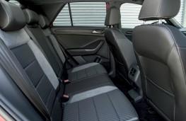 Volkswagen T-Roc R-Line, interior rear
